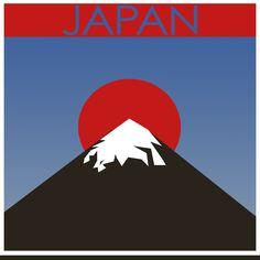 Japan by MJFP artwork
