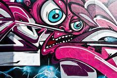 Graffiti And Street Art In Dublin Docklands - Windmill Lane New York Tourist Attractions, Dublin Attractions, Graffiti Wall, Street Art Graffiti, Music Recording Studio, My Favourite Subject, Best Street Art, Dublin City, Irish Traditions