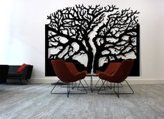 The plain walls in your home can be made less boring if you paint them in some vibrant color, attach some impressive wall mural, or maybe hang some eye-catching wall decorations. And yes, there are