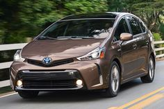 All you want to know about 2015 Toyota Prius V is here! One of the most practical, reliable and fuel-efficient car for family usage. Find out all features including mileage, trunk capacity, pricing and more