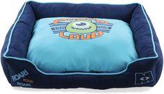 Лежанка Triol Disney для собак Monsters-1, синяя