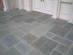 Bluestone | Bluestone for entry and sunroom floors