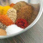 Moroccan Pork Roast with Tangy Coconut Yogurt Sauce - The Primal Desire Spice Rub, Spice Mixes, Moroccan Spices, Homemade Seasonings, Yogurt Sauce, Coconut Yogurt, Pork Roast, Cooking Tips, Dog Food Recipes