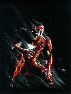 Iron Man - Gabriele Dell'Otto
