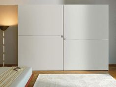 Cabinet with hinged or sliding doors Bed zone Querini