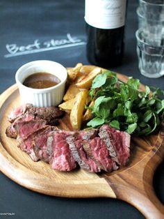 熟成肉に憧れ過ぎた、熟成肉風おうち肉バル。|レシピブログ