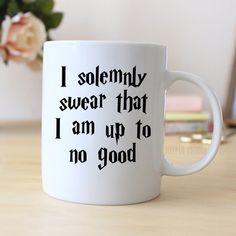 Harry Potter Quote Mug