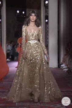 Dressy Dresses, Event Dresses, Couture Fashion, Runway Fashion, Designer Party Wear Dresses, Designs For Dresses, Luxury Dress, Zuhair Murad, Red Carpet Dresses