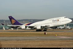 HS-TGJ. Boeing 747-4D7. JetPhotos.com is the biggest database of aviation photographs with over 3 million screened photos online!