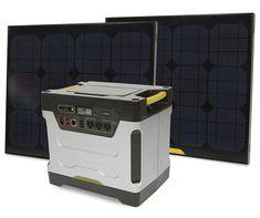 Goal Zero Yeti 1250 - Solar Generator