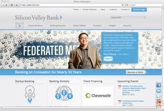 silicon_valley_bank_website - The Financial Brand