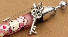 kawaii Sentimental Circus Ballpoint pen with charm @Kawaii Shop modes4u.com