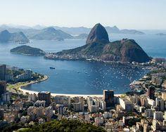 Rio de Janeiro, Brazil, Guanabara Bay