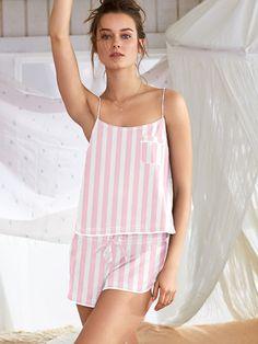 The Mayfair Cami & Short Set - Victoria's Secret