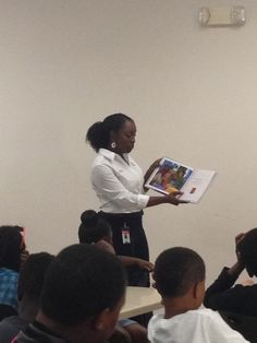 Charleston County Council Chairman Elliott Summey spoke to the Freedom  Schools students on July 16.