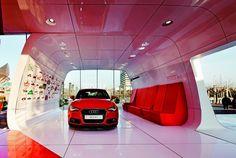 Audi AreA1 by Schmidhuber Partner Barcelona