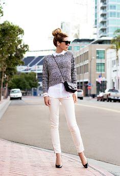 20 Amazing Outfit Ideas by Famous Fashion Blogger Jenifer Grace | Style Motivation