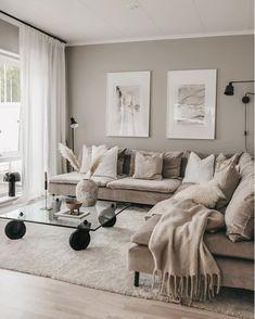 Home Room Design, Home Interior Design, Living Room Designs, New Living Room, Living Room Interior, Living Room Decor Inspiration, Design Salon, Home And Deco, Apartment Interior
