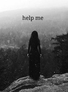 Ayudame, que me estoy destruyendo poco a poco