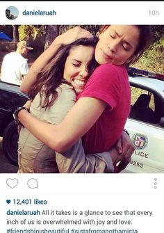Daniela ruah aka kensi ncis los angeles instagram post behind the scenes filming season 7 2015