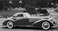 "Astura ""Flying star"" '1938 (Touring)"