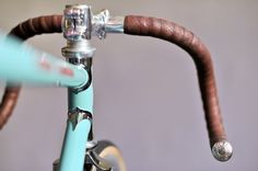 We finished this Bianchi Pista Classica for Jesse about a month ago and he finally took some great shots of it for us. Bike Motor Kit, Bicycle Shop, Bicycle Wheel, Vintage Cycles, Vintage Bikes, Fixed Gear, Bike Accessories, Road Bikes, Repair Manuals
