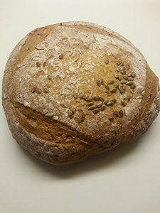 Fresh Baked Old World Style Sunflower Rye Sourdough Bread  - Endlich mal frisches Brot wenn man die enormen Shippingcosts nicht scheut :-)