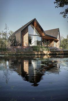 Backwater House | Norfolk, England | Platform 5 Architects