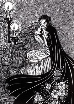 phantom redraw by Ithelda on DeviantArt
