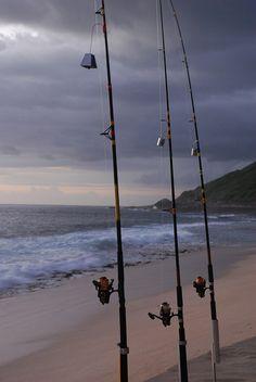 Shore Fishing in Hawaii