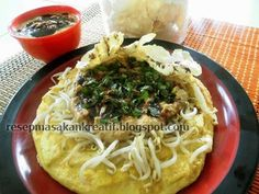 Resep Tahu Telur Bumbu Saus Kacang | Resep Masakan Indonesia (Indonesian Food Recipes)