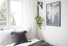 DIY  | Hanging Planter | Plants | Bedroom | Zimmerpflanzen | Schlafzimmer | Green Living