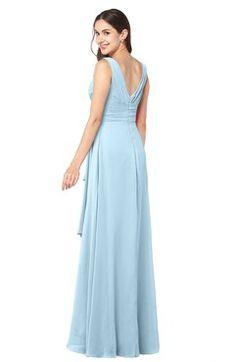 83168f3aa88 ColsBM Brenda - Ice Blue Bridesmaid Dresses. Bridesmaid Dresses Plus SizeColor  ...