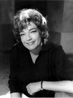 Simone Signoret (25 March 1921 – 30 September 1985), French cinema actress. - http://en.wikipedia.org/wiki/Simone_Signoret || Simone Signoret 1962 Print at AllPosters.com