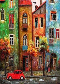 david martiashvili paintings - Google zoeken