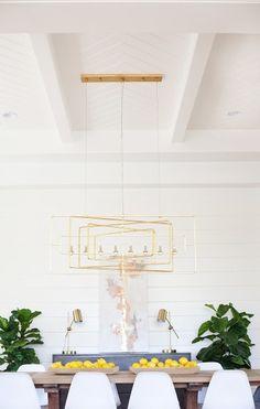 Shiplap kitchen: http://www.stylemepretty.com/living/2016/11/03/interior-design-trends-that-arent-going-anywhere/ Photography: Megan Papworth - http://einteriors.design/