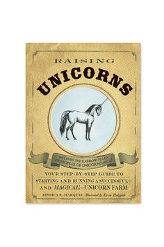 Raising Unicorns Book