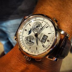 The Watch Spotter. A. Lange & Söhne Datograph Perpetual