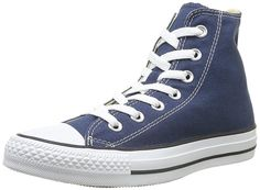 buy online eeb04 3745d Converse Chuck Taylor All Star, Unisex-Erwachsene Hohe Sneakers, Blau (Navy  Blue), 42 EU EU - Converse schuhe ( Partner-Link)