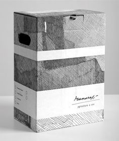 Manaresi Winery / designed by Mirit Wissotzky. #packaging