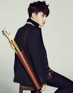 HQ SCANS] EXO @ 2014 Season's Greetings Photoshoot | Exo(tic) Planet