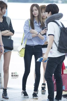 140802 yoona's airport fashion