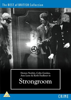 Strongroom [1962] [DVD]: Amazon.co.uk: Colin Gordon, Keith Faulkner, Derren Nesbitt, Ann Lynn: DVD  Blu-ray