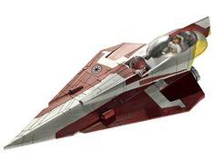 Obi-Wan's Delta-7 Jedi Starfighter, Revell