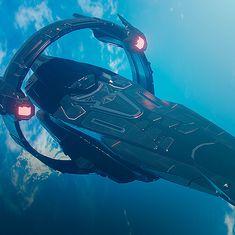 Space Ship Concept Art, Concept Ships, Spaceship Art, Spaceship Design, Nave Star Wars, Starship Concept, Sci Fi Spaceships, Sci Fi Ships, Star Trek Ships