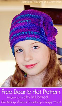 Free Quick Crochet Hat Patterns | ve Been Crocheting... (free hat patterns)