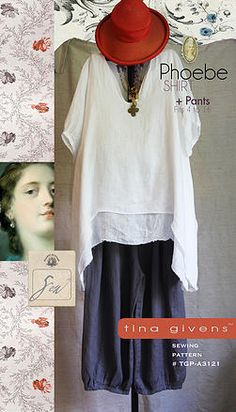 Plus Size Sewing Patterns by Tina Givens