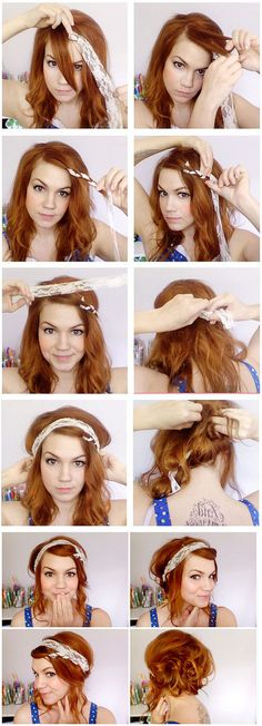 Fabulous Hairstyle Tutorials For Diva Like You