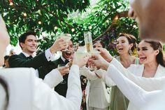 A Greenery-Filled Hawaiian Wedding in a Historic Sugar Mill Hotel Wedding, Wedding Vendors, Lgbt Wedding, Wedding Receptions, Vogue Wedding, Wedding Types, Maui Weddings, Craft Cocktails, Green Wedding