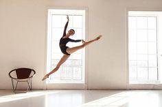 Spring arrived, ballerinas flew away ☉  #mariakhoreva  by Slavyana Kurzaeva